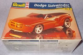 Revell Dodge Sidewinder Show Truck Model Kit Sealed - $24.95