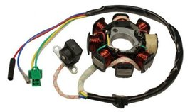 Lumix Gc 8 Pole Stator Starter For GY6 125cc 150cc Scooter Moped Atv Quad Go ... - $24.95