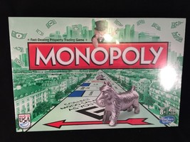 NIP Factory Sealed Monopoly Property Tax Board Game NEW Metal Cat Token - $12.10