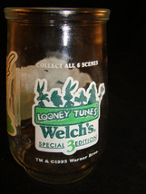 VTG WELCH'S looney tunes 1995 3 edition - $4.75