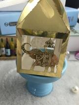 100pieces Elephant Metallic Gold Wedding Box,Candy Packaging Box Wedding Favors - $34.00