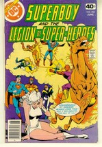 Superboy And The ​Legion Of SUPER-HEROES #252 (Dc Comics, 1979) - $2.50
