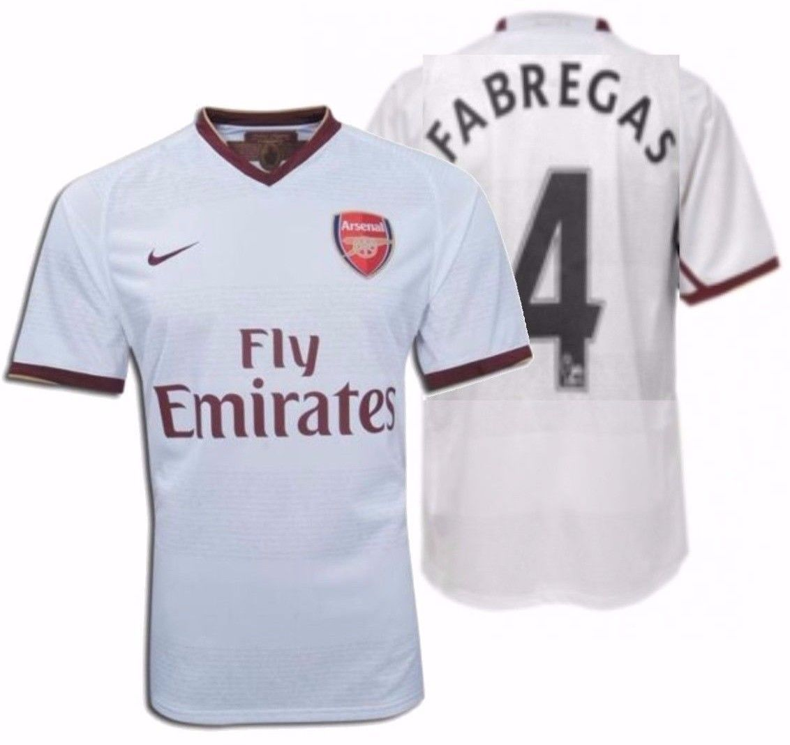 30b65ad7e Nike Cesc Fabregas Arsenal Away Jersey and 50 similar items. S l1600