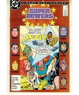 SUPER POWERS #2 (DC Comics, 1986) - $2.50