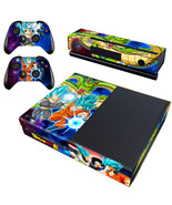Xbox One Skin & Controller Dragon Ball Z Anime ... - $12.00