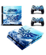 PS4 Skin & Controller Legend of Zelda Anime VIn... - $12.00