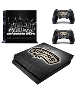 PS4 Skin & Controller San Antonio Spurs NBA VIn... - $12.00