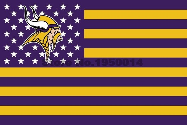 Nesota vikings with modified us flag 3ft x 5ft polyester nfl banner flying size no 4.jpg 640x640