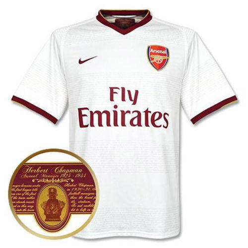 uk availability 2be36 9b438 Nike Cesc Fabregas Arsenal Away Jersey and similar items