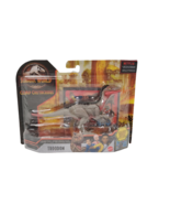 NEW SEALED 2021 Jurassic World Camp Cretaceous Attack Pack Troodon - $39.59