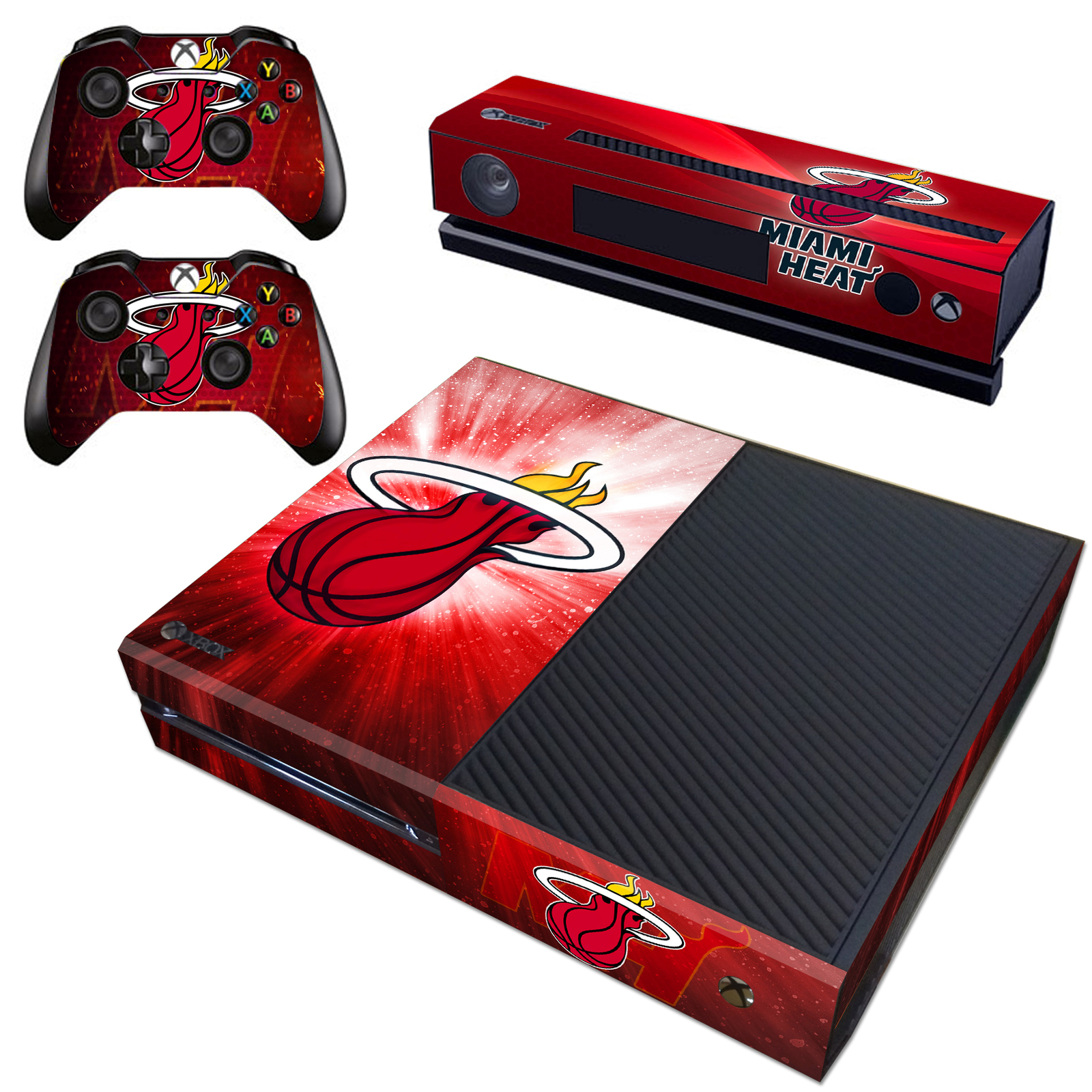 Faceplates, Decals & Stickers United Xbox One X Lebron James Lakers Skin Sticker Console Decal Vinyl Xbox One Video Game Accessories