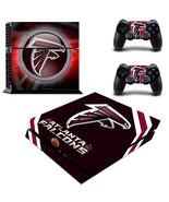 PS4 Skin & Controller Atlanta Falcons NFL VInyl... - $12.00