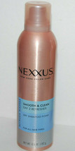 Nexxus Between Washes Dry Shampoo Foam Smooth & Clean Day 2 Refresher 6.8 Oz NEW - $6.24