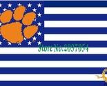 Emson tigers nation flag 3x5ft 100 polyester free shipping nacc banner.jpg 640x640 thumb155 crop