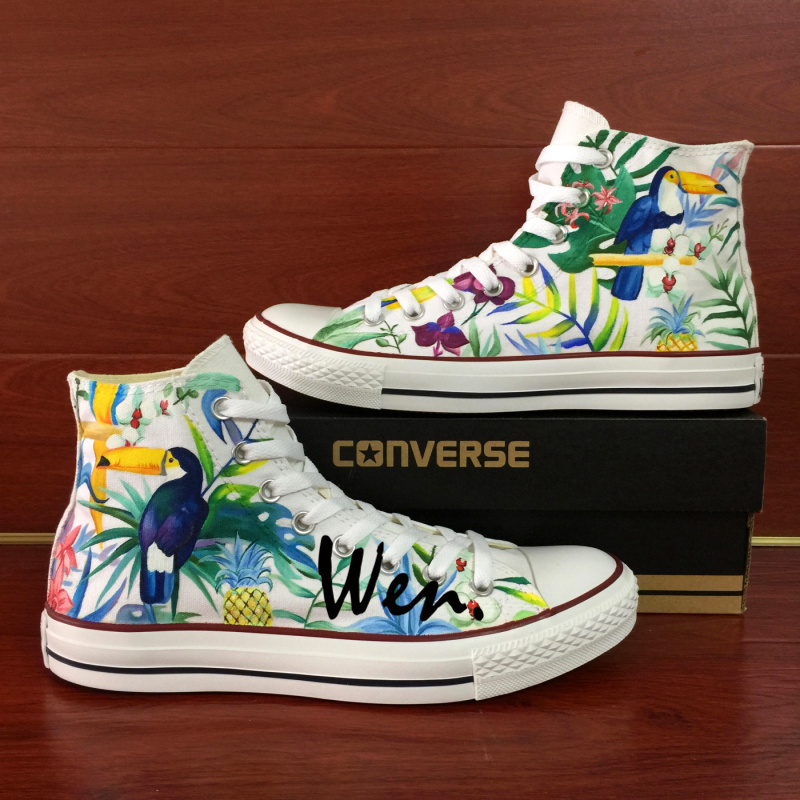 Tropical Rain Forest Design Converse All and 50 similar items ab162d87d