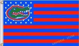 NCAA Florida Gators Stars & Stripes 3'x5' Indoor/Outdoor Team Nation Fla... - $9.99
