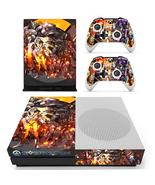 Xbox One S Slim Console Skin Overwatch OW Vinyl... - $12.00