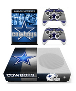 Xbox One S Slim Console Skin Dallas Cowboys NFL... - $12.00