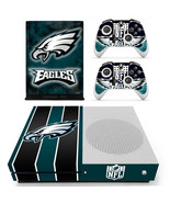 Xbox One S Slim Console Skin Philadelphia Eagle... - $12.00
