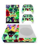 Xbox One S Slim Console Skin Suicide Squad Batm... - $12.00
