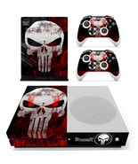 Xbox One S Slim Console Skin The Punisher Marve... - $12.00
