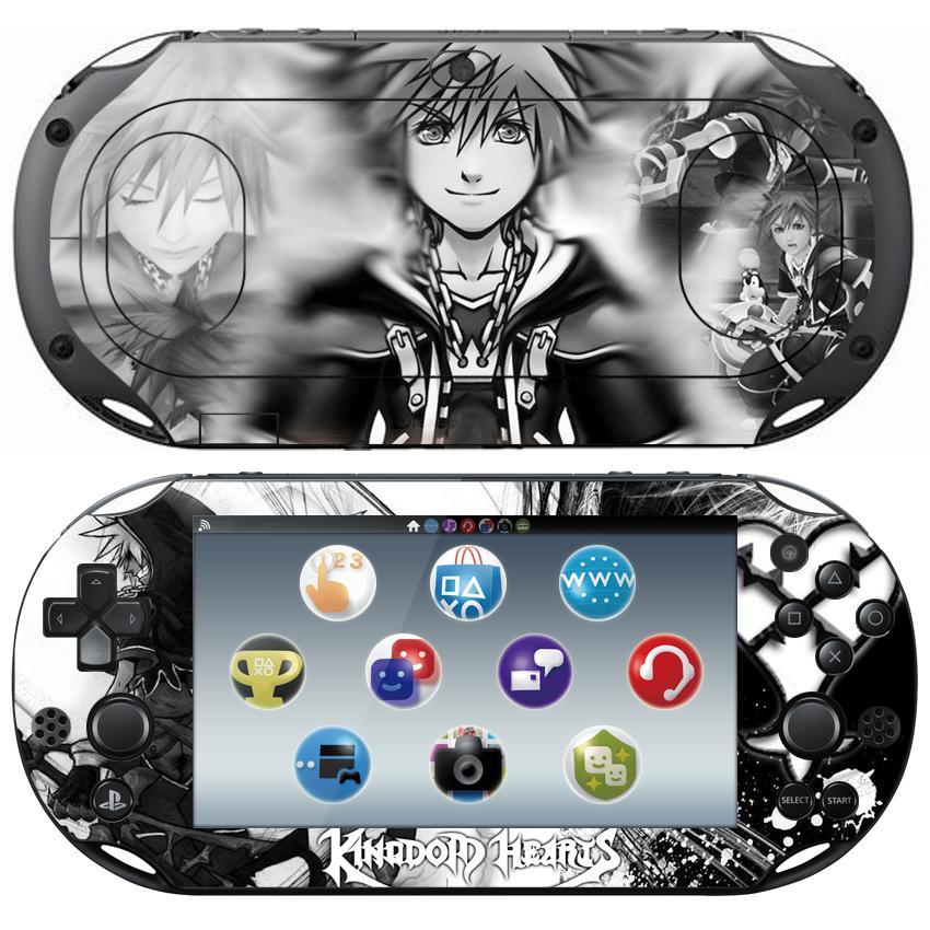 PS Vita 2000 Skin Kingdom Hearts Vinyl and 26 similar items