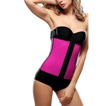 E Support Women's Latex Weight Loss Body Shaper Slimming Waist Training ... - $488,84 MXN