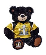 Build a Bear Touchdown Super Bowl 50 Teddy Gold... - $369.99