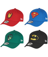 New Era My First Superhero Curve Peak 9forty Toddler & Child Kids Cap Ha... - $19.75