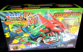 TMNT Ninja Turtles 1989 Supermutant CYCLONE CYCLE SEALED MINT BEAUTIFUL ... - $99.99