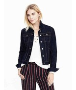 Banana Republic Denim Jacket , Dark Indigo, size XL, NWT - $98.00