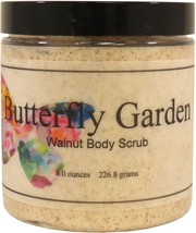 Butterfly Garden Walnut Body Scrub - $18.42+