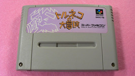 Torneko no Daibouken: Fushigi no Dungeon (Nintendo Super Famicom SNES SF... - $5.33