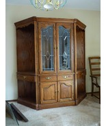 China Hutch with Display Side Shelves - 3 pieces - $297.00
