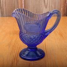 Vintage Blue Fostoria Avon Mount Vernon George ... - $27.10