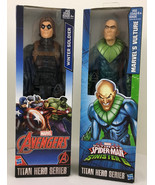 Marvels Titan Hero Series New Mint Condition Choice of Vulture or Winter... - $16.95