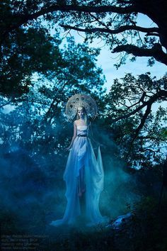 Haunted : The Goddess Fairy – Active Exploring Sensual Giving