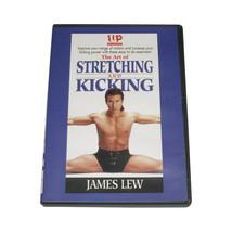 Art of Stretching & Kicking conditioning DVD James Dragonmaster Lew mart... - $19.99