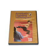 Martial Arts Acrobatic Fighting Techniques #2 DVD Stuart Quan karate tou... - $19.99