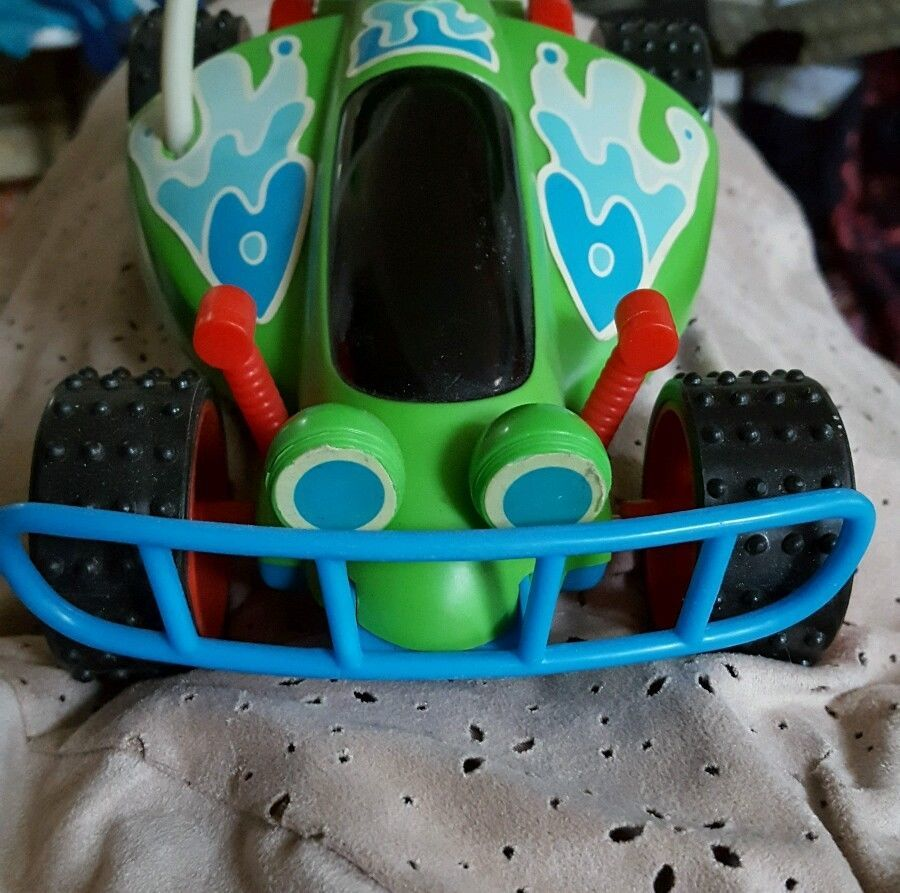 1996 Burger King Disney Toy Story RC Car
