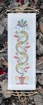 Irish Spring cross stitch chart Ink Circles - $7.20