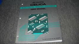 1996 Toyota Celica Electrical Wiring Diagram Service Shop Repair Manual ... - $20.90