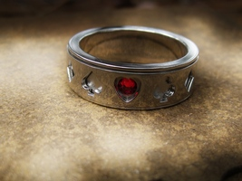 Haunted ring for gambling luck, Glory and wealt... - $333.33