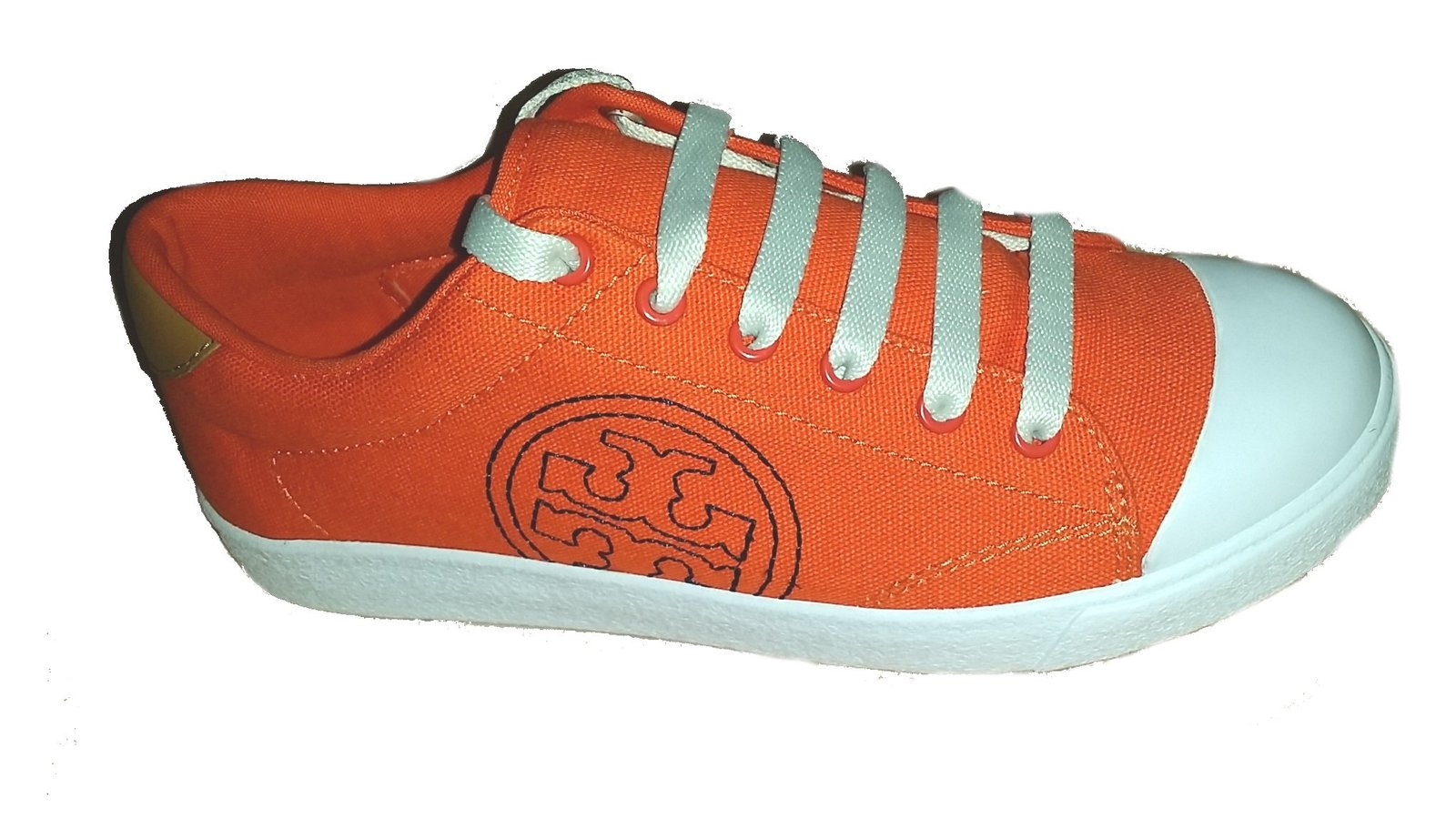 burch wally sneaker canvas rubber shoes 7 5