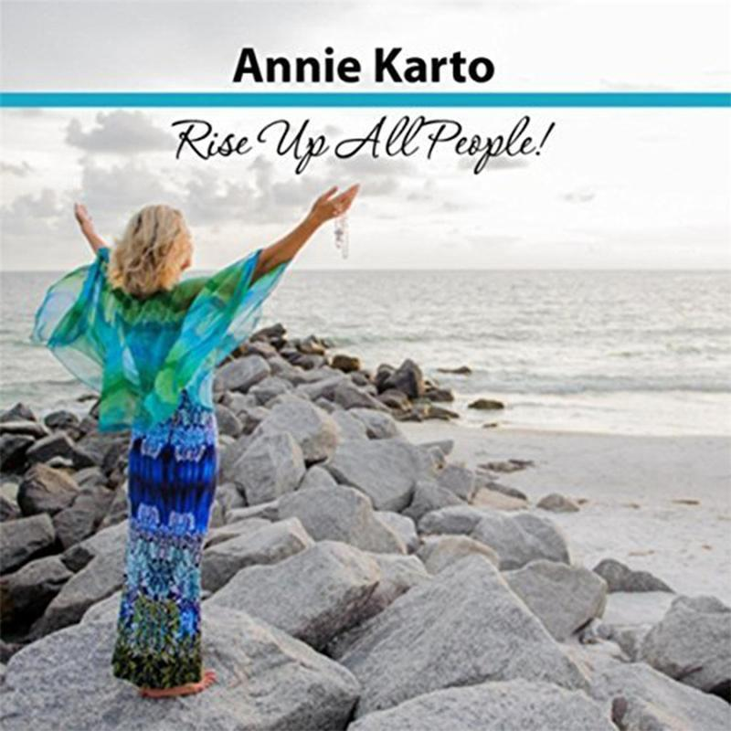 Rise up all people by annie karto