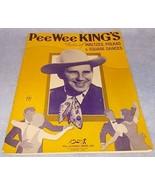 Pee Wee King Songbook Music Folio Waltzes Polka... - $19.95