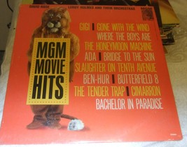 MGM Movie Hits LP Record - $4.50