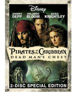 Pirates of the Caribbean: Dead Man's Chest (Two-Disc Collector's Edition... - $7.81