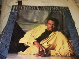 Luther Vandross  - Give me The Reason - 2 LP Record - $4.50
