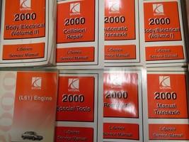 2000 Saturn L Series Service Shop Repair Manual Huge 8 Volume Set OEM Bo... - $118.75